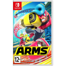 Arms (Русская версия) (Nintendo Switch)