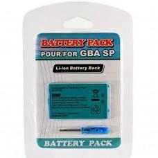 Аккумулятор Battery Pack для Game Boy Advance SP (GBA)