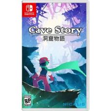 Cave Story + (Nintendo Switch)