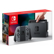Игровая приставка Nintendo Switch (Gray)