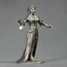 Фигурка оловянная Ведьмак Трисс Меригольд (Wh-08 РН)