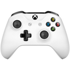 Беспроводной геймпад Xbox One S (белый)