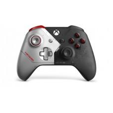 Беспроводной геймпад Xbox One S Ограниченной Серии Cyberpunk 2077