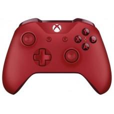 Беспроводной геймпад Xbox One S (красный)