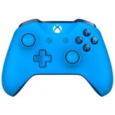 Беспроводной геймпад Xbox One S (синий)