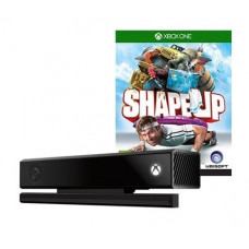 Microsoft Kinect Sensor 2.0 + Игра Shape Up (Xbox ONE)