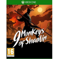 9 Monkeys of Shaolin (русская версия) (Xbox One / Series)