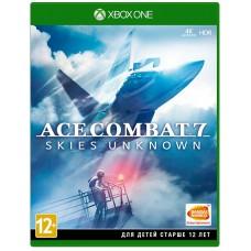 Ace Combat 7: Skies Unknown (русские субтитры) (Xbox One / Series)