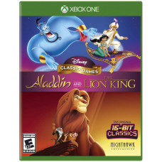 Aladdin and The Lion King (Xbox One / Series)