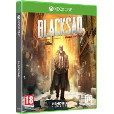 Blacksad: Under The Skin. Limited Edition (русская версия) (Xbox One)