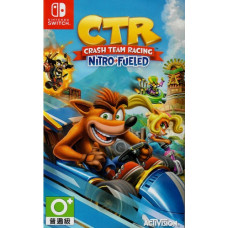 Crash Team Racing Nitro-Fueled (Nintendo Switch)