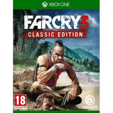 Far Cry 3 Classic Edition (русская версия) (Xbox One)