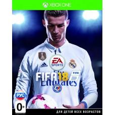 Fifa 18 (русская версия)(XBox One)
