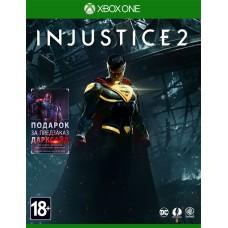 Injustice 2 (русские субтитры) (Xbox One)