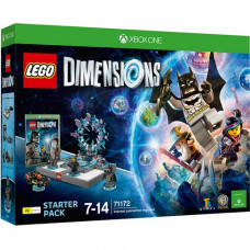 LEGO Dimensions (стартовый набор) (Xbox One)