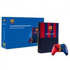 """Игровая приставка Microsoft Xbox One S 1 ТБ """"FC Barcelona"""""""