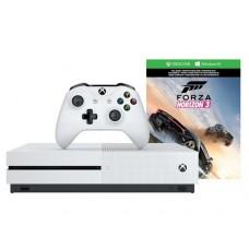Игровая приставка Microsoft Xbox One S 1 ТБ + Игра Forza Horizon 4