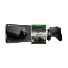 Игровая приставка Microsoft Xbox One X 1 ТБ + Игра Playerunknown's Battlegrounds