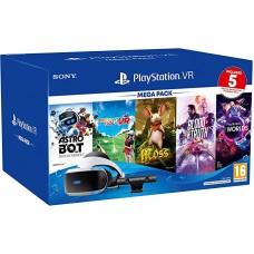 Шлем виртуальной реальности Sony PlayStation VR (CUH-ZVR2) Mega Pack 2