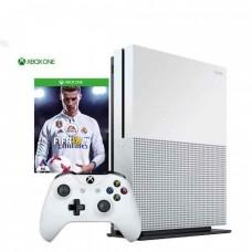 Игровая приставка Microsoft Xbox One S 500 ГБ + FIFA 18