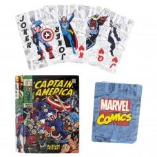Карты игральные Marvel Comic Book PP4835MC