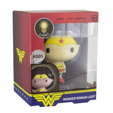 Светильник DC Wonder Woman 3D Character Light PP4049DC
