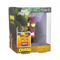 Светильник Crash Bandicoot Aku Aku Icon Light V2 BDP PP5227CRV2