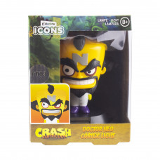 Светильник Crash Bandicoot Doctor Neo Cortex Icon light V2 BDP PP5228CRV2