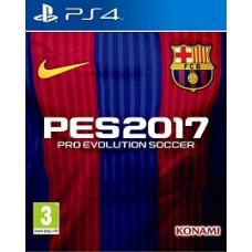 PES 2017 Barcelona Edition (русская версия) (PS4)