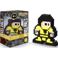 Светящаяся фигурка Pixel Pals: Mortal Kombat: Scorpion