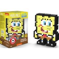 Светящаяся фигурка Pixel Pals: SpongeBob Squarepants : SpongeBob Squarepants