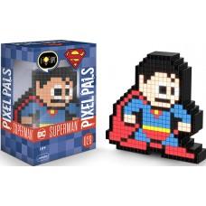 Светящаяся фигурка Pixel Pals: DC: Superman