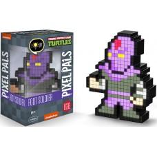 Светящаяся фигурка Pixel Pals: Teenage Mutant Ninja Turtles: Foot Soldier