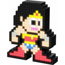 Светящаяся фигурка Pixel Pals: DC: Wonder Woman