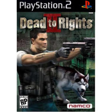Dead to Rights 2 (PS2)