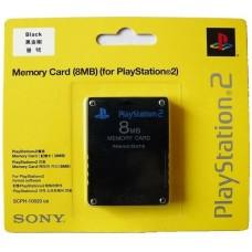 Карта памяти Memory Card 8 МБ (PS2)