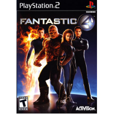 Fantastic Four (PS2)