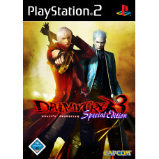 Devil May Cry 3 Secial Edition (PS2)
