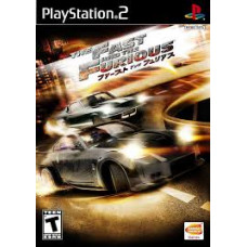 The Fast And The Furious (PS2)