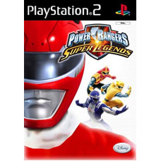 Всемогучие Рейнджеры: Битва Века (Power Rangers Super Legends) (PS2)