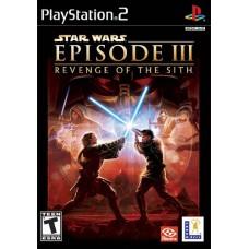 Star Wars: Эпизод 3. Месть Ситхов (PS2)