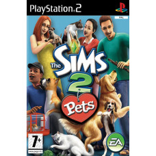 The Sims 2 Pets (PS2)