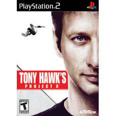 Tony Hawk's project 8 (PS2)