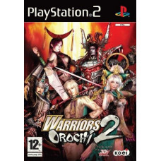 Warriors Orochi 2 (PS2)