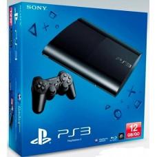 Игровая приставка Sony Playstation 3 (PS3) Super Slim 12 ГБ