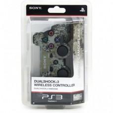 Джойстик беспроводной для Sony DualShock 3 (камуфляж)