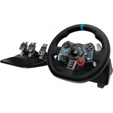 Руль Logitech Driving Force G29 (PS4)