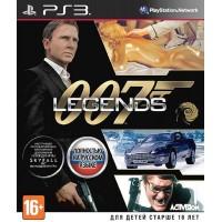007 Legends (русская версия) (PS3)