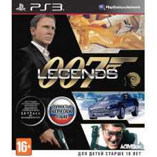 007 Legends (русская версия) (PS3)