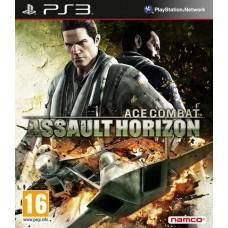 Ace Combat: Assault Horizon (русские субтитры) (PS3)